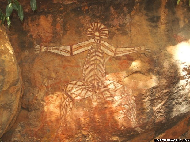 aboriginal-rock-art-kakadu