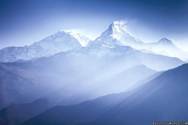 annapurna-mountains