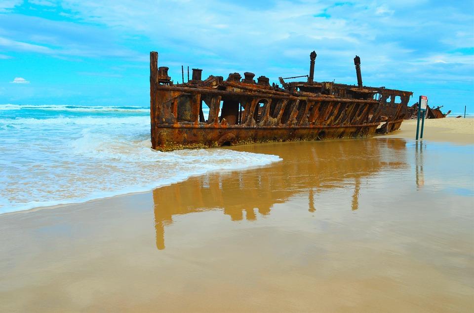 fraser-island-wreck