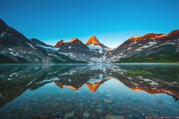 lake-magog-mount-assiniboine-provincial-park