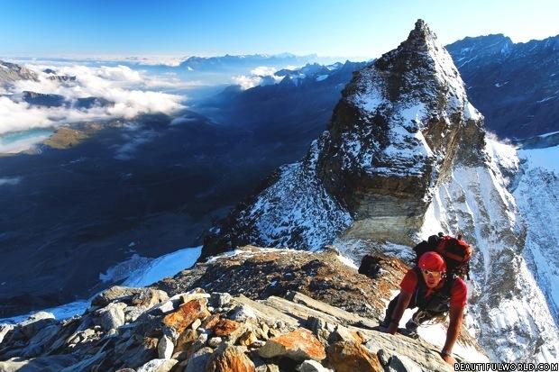 matterhorn-climbing