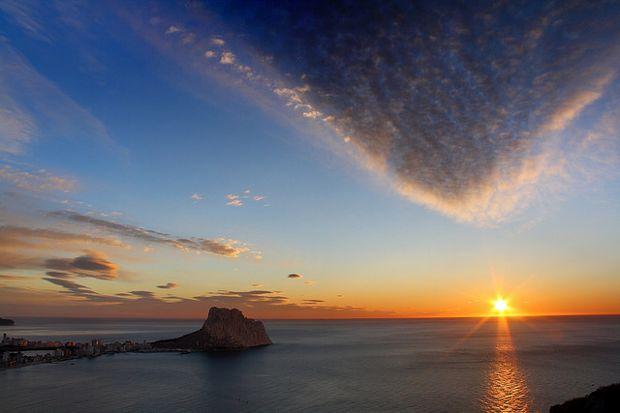 penon_de_ifach_sunset