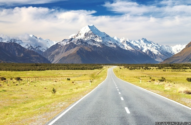 road-to-mount-cook