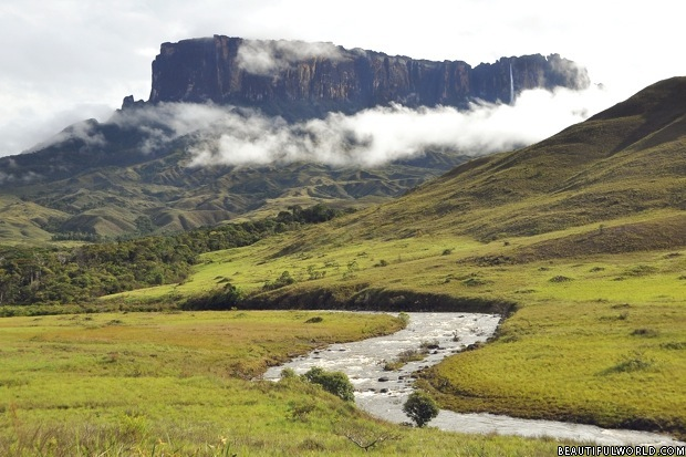 roraima-table-mountain