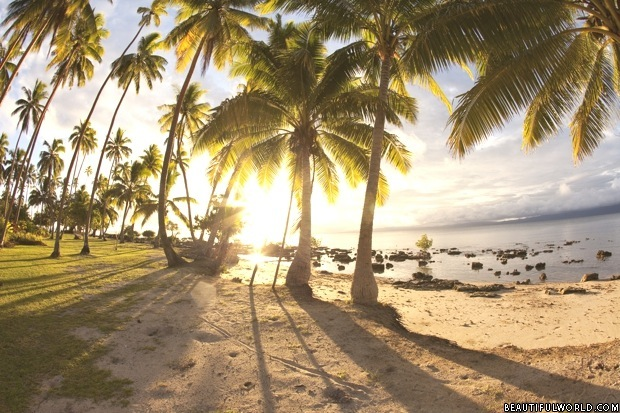 sunset-on-beach-fiji