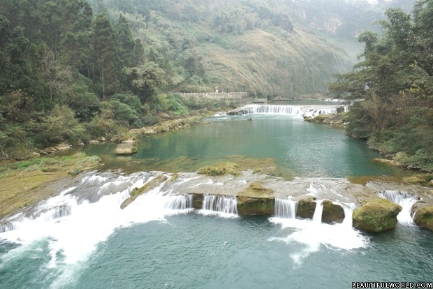 the-huangguoshu-waterfall