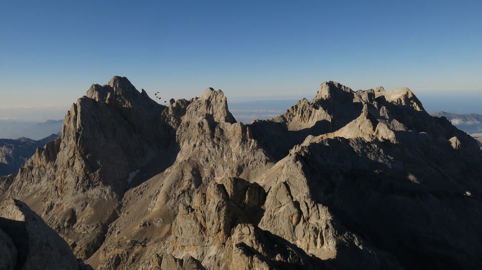 Mountains of the Picos de Europa
