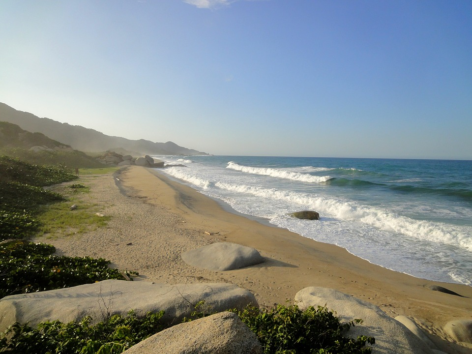 Tyronas Wonderful Beachs