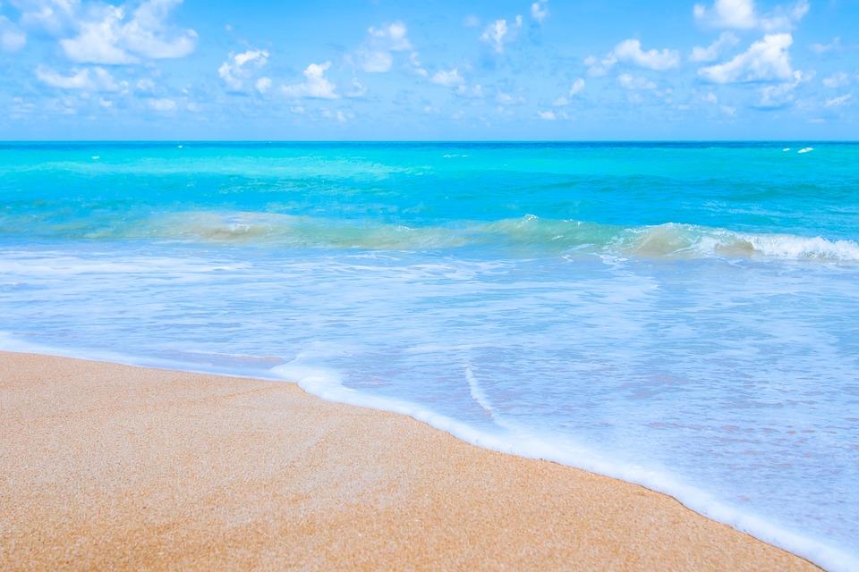 Andaman Seas Beautiful Beaches