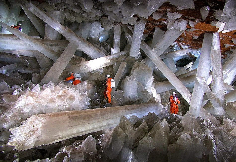 Image result for cave crystals