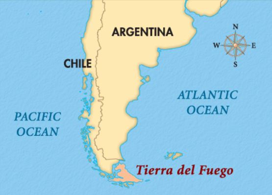 Beagle Channel Facts & Information - Beautiful World Travel Guide on