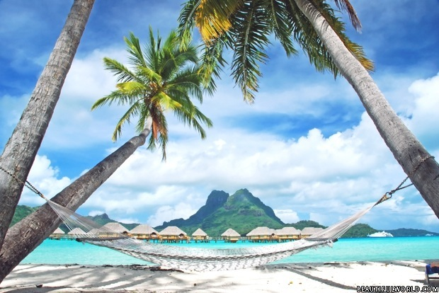 Bora Bora Facts & Information - Beautiful World Travel Guide