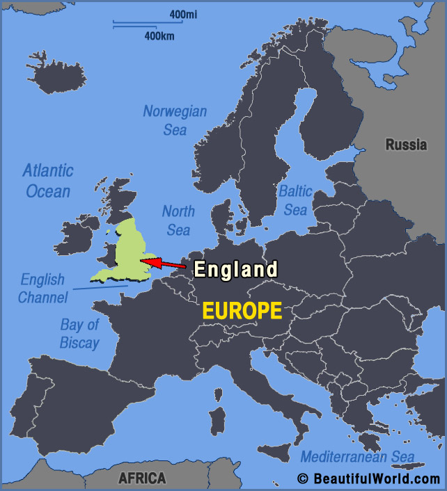 Map Of England Europe.Map Of England Facts Information Beautiful World Travel Guide