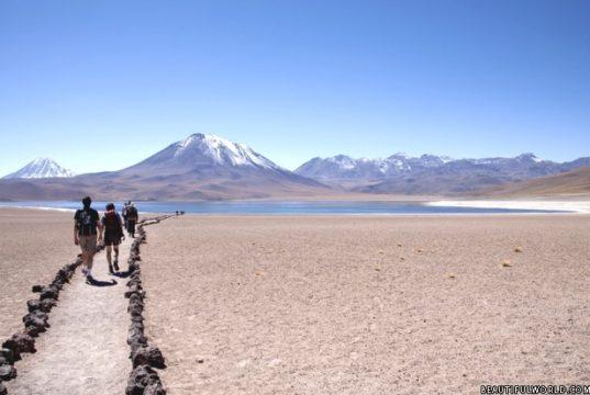 Atacama Desert Facts and Map