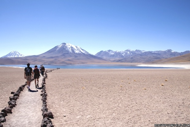 Atacama Desert Facts and Map