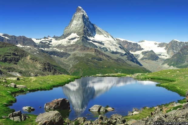 Matterhorn Mountain Facts And Information Switzerland