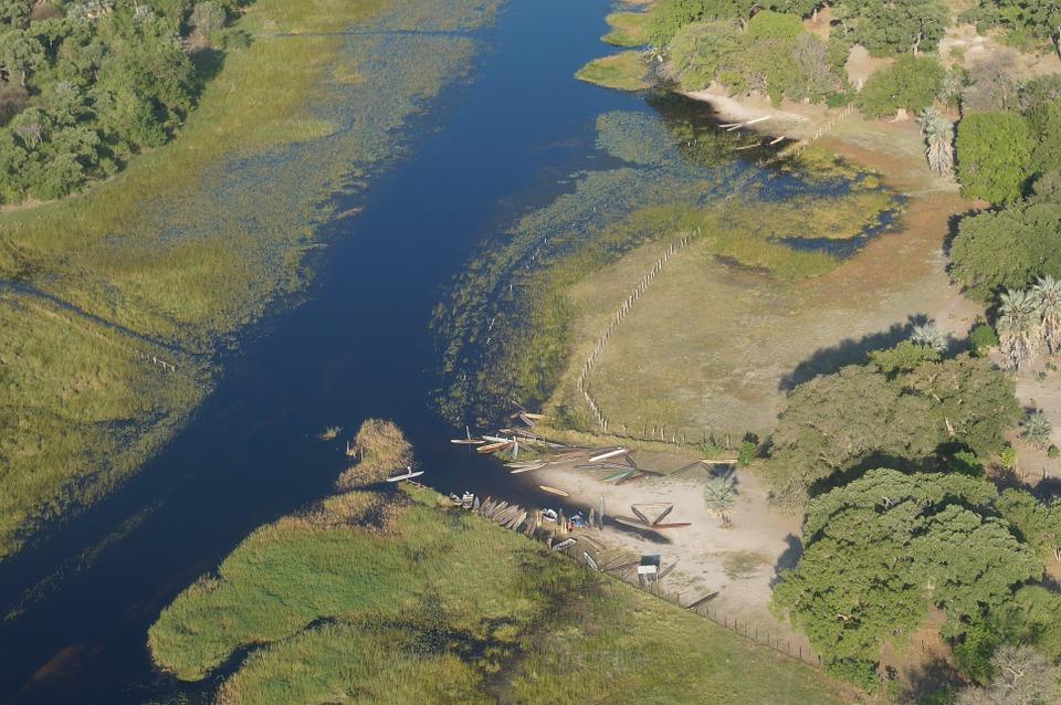 Okavango Delta Facts Amp Information Beautiful World