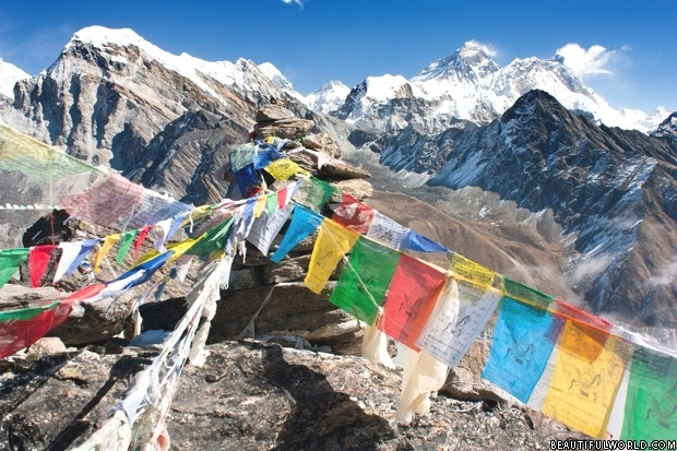 Mount Everest Facts - Mt Everest Mountain Information