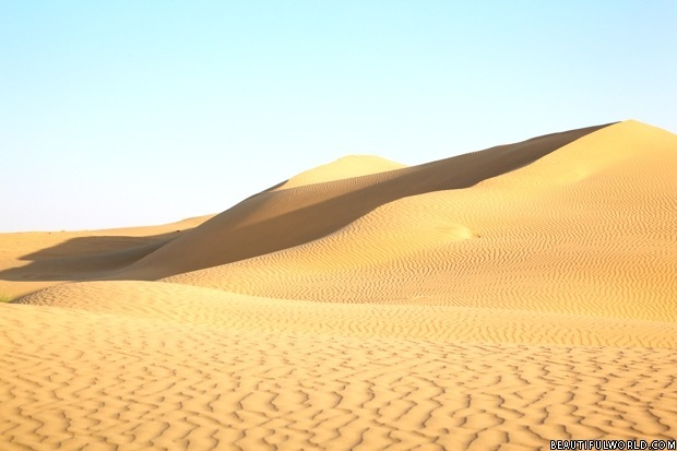 Thar Desert Facts & Information - Indian Desert Map ...