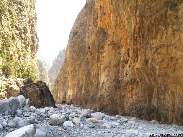 the-samaria-gorge