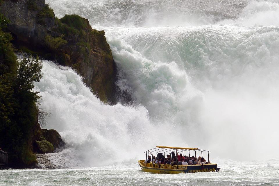 Rhine Falls Boat Trip