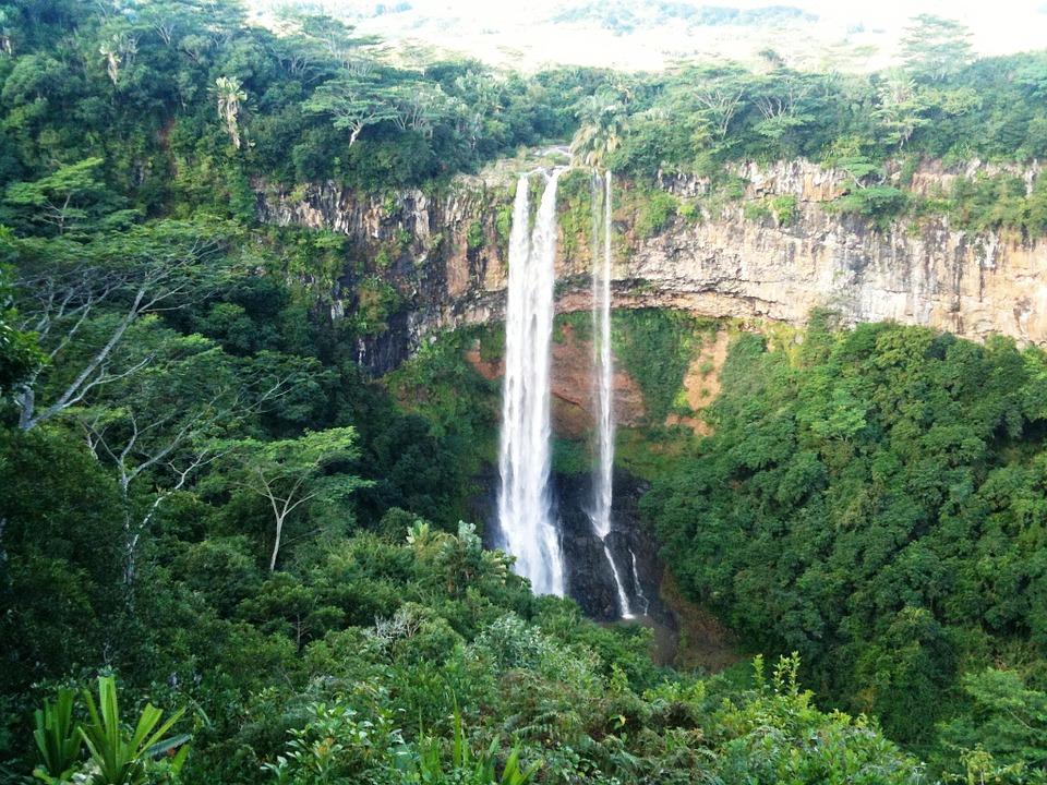 Tamarin Falls, Mauritius