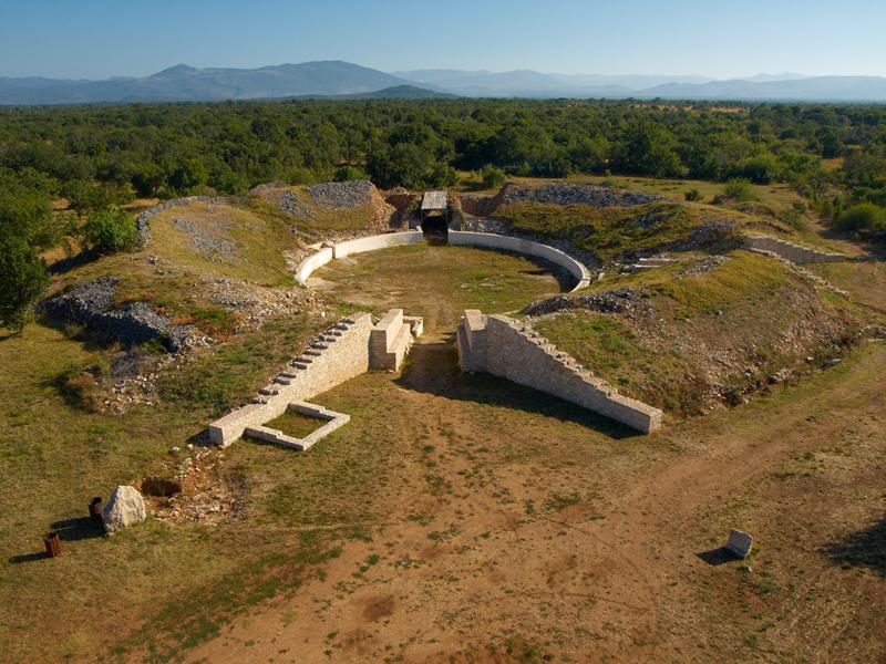 Burnum Amphitheatre
