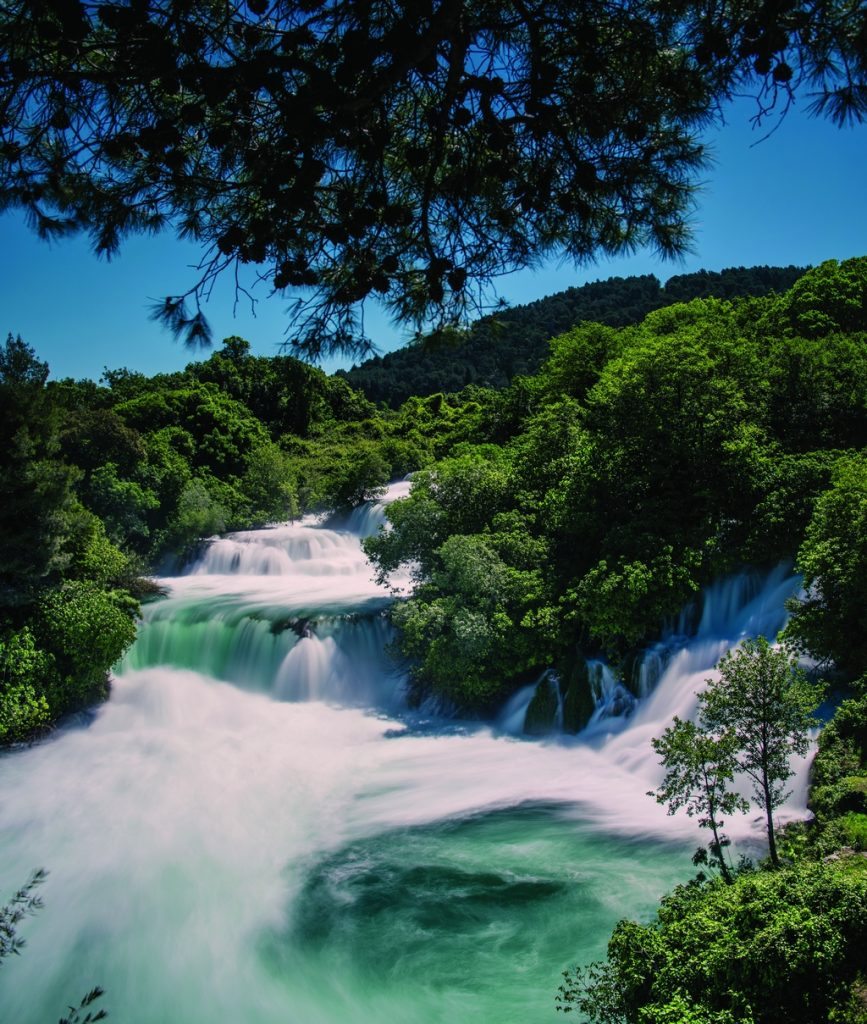 Skradinskibuk Waterfall