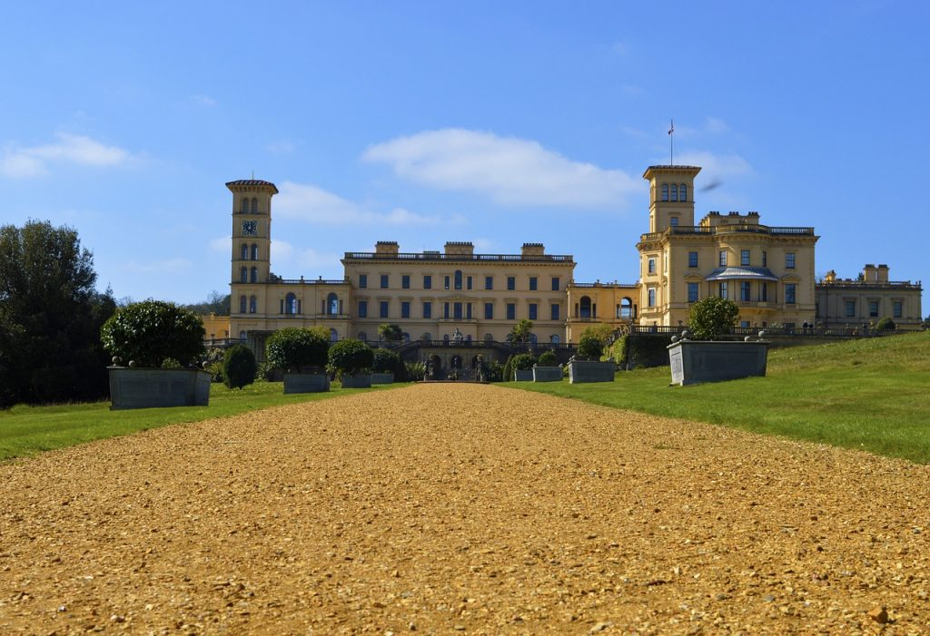 Osborne House Isle of Wight