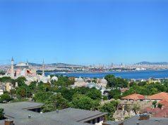 The Istanbul Skyline
